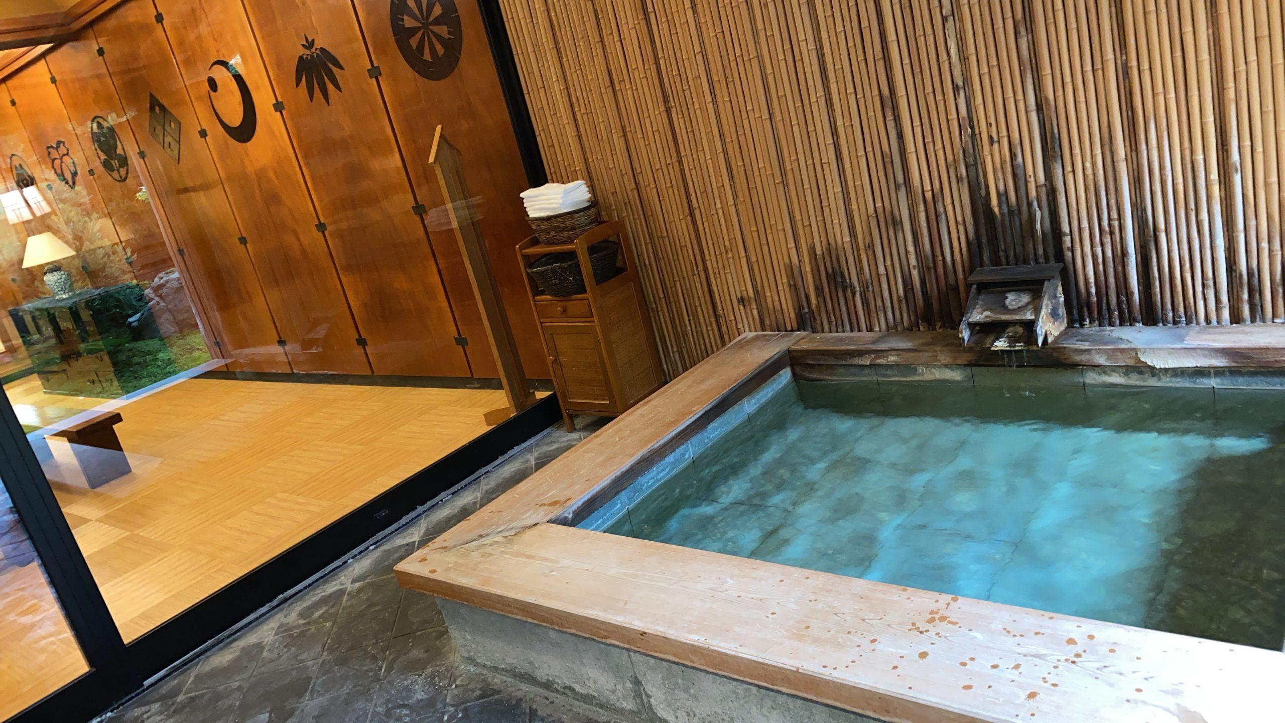 ミシュランに選ばれた福井の温泉に行ってきました。